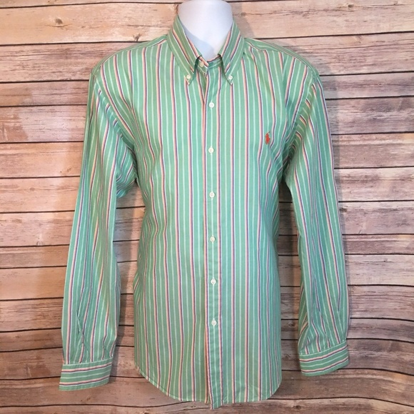 6ee4891973 Polo Ralph Lauren Mens Oxford Shirt Classic Fit XL.  M_5b96b9a803087c290d16b34e